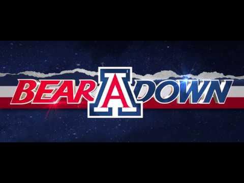 2017 Arizona Football Intro Video vs WSU
