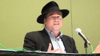 Val Kilmer Talks about Batman - 2012 C2E2
