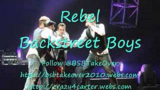 Rebel Backstreet Boys (Unreleased This Is Us Song) With Lyrics