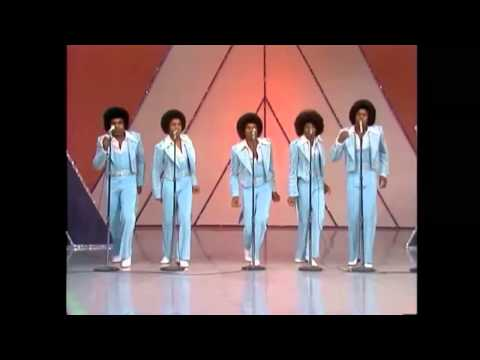 The Jackson 5 & Little Janet Jackson In 1975 on TV
