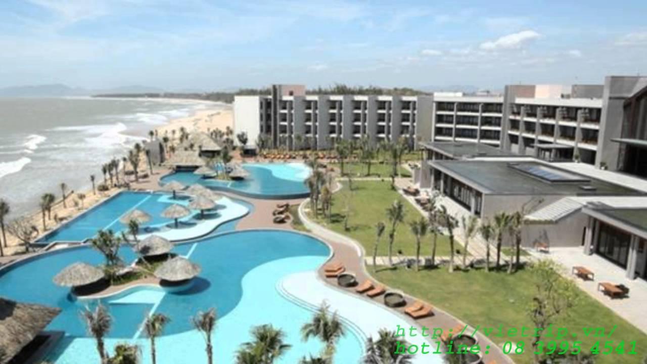 Giới thiệu khu nghỉ dưỡng Vietsovpetro Hồ Tràm resort | Viettrip.vn - YouTube
