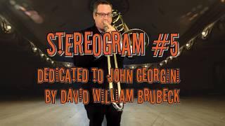 Stereogram 5 - David William Brubeck
