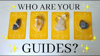 🪐⭐️ALL ABOUT YOUR SPIRIT GUIDES🪐 Pick a Card ⭐️💫