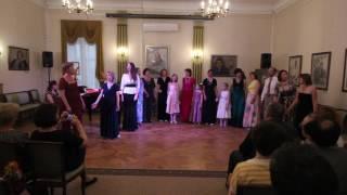 «Ой, за гаем, гаем» Украинская народная песня