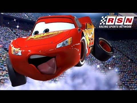 A motorháztető alatt fókuszban Villám McQueen | Verdák | RSN letöltés