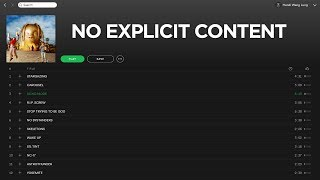 how-to-find-clear-version-of-explicit-content-song-on-spotify-desktop