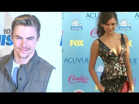 Nina Dobrev and Derek Hough BREAK UP! from YouTube · Duration:  1 minutes 45 seconds