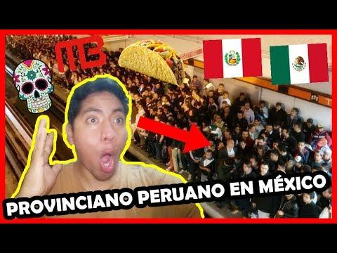 ¡Esto me Sorprendió de MÉXICO como Peruano! ¿El metro? | Peruvian Life