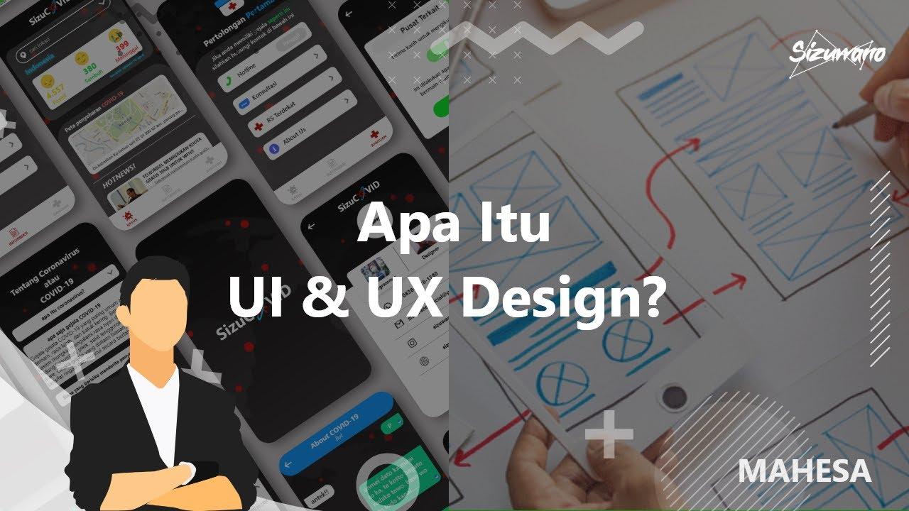 Apa Itu UI & UX Design? - YouTube