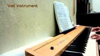 Piano Cover Bến Thượng Hải - Nguyễn Kiên