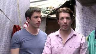Property Brothers visit India - Reflecting on Children & Drugs | World Vision