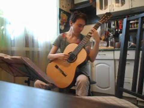 N. Koshkin Prelude E major from