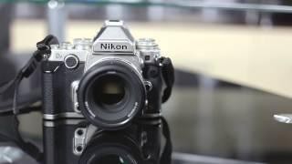 видео Обзор фотоаппарата Nikon DF