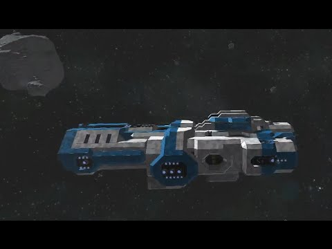 Space Engineers: Finding Relics
