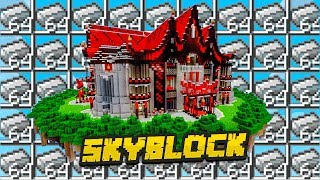 IRON NODES ONLINE! - Minecraft SKYBLOCK #15 (Season 2)