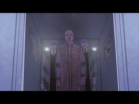 Marvel Knights Animation - Black Panther - Episode 3