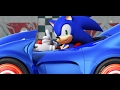 "Sonic SEGA All Stars Racing CHAPTER ""Egg Cup"" Nintendo Wii Racing Games Videos Games for Kids"