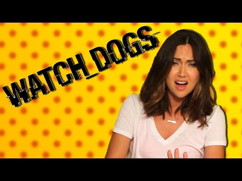 Watch_Dogs Review ft. Jessica Chobot | Hot Pepper Gaming