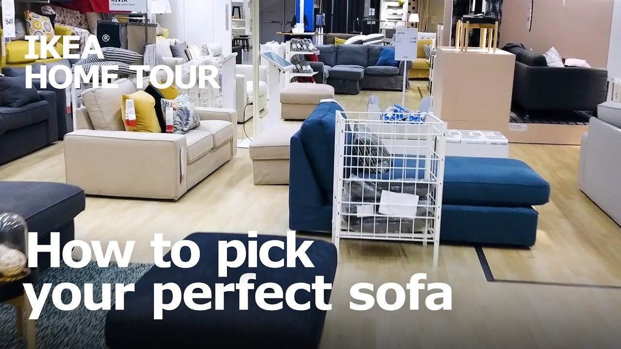 Tips For Picking The Perfect Sofa