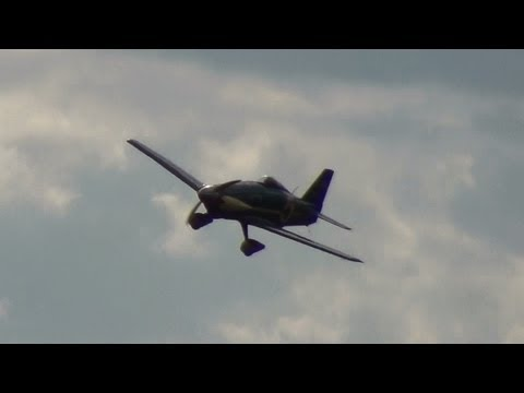 Cosmic Wind at Duxford 14th October 2012