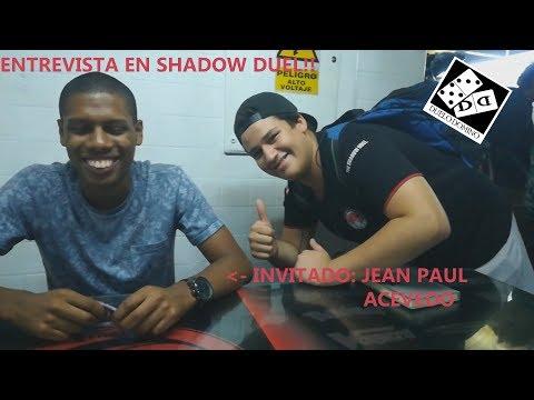 Segmento De Entrevistas A Duelistas Destacados: Jean Paul Acevedo De Shadow Duel!!