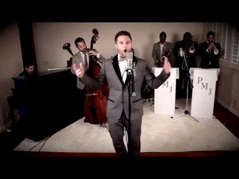 Radioactive - Vintage Jazz / Beatbox Imagine Dragons Cover ft. Blake Lewis
