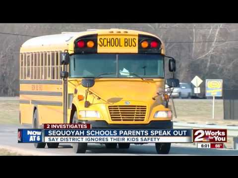 Parents speaking out against Sequoyah school following safety concerns