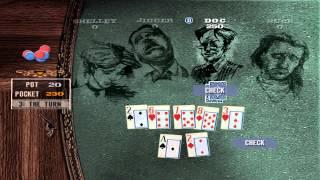 PC Game Walkthrough - GUN - Poker Tournament Round 6