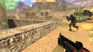 Bé ba tuổi chơi game đột kích Counter Strike - game hanh dong hay 2014