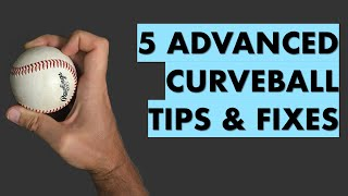 5 Advanced Curveball Tips For Pitchers