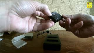 Аккумуляторы и зарядка для экшн камеры