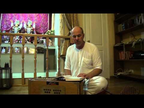 Шримад Бхагаватам 6.19.14-18 - Гаджа Ханта прабху