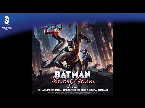 Batman & Harley Quinn Soundtrack Preview - Comic-Con Exclusive
