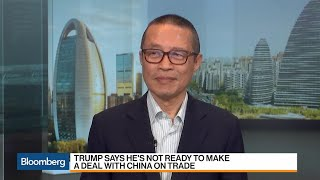 China Taking a Much Longer-Term Strategic View of Trade, Says Hao Capital's Liu