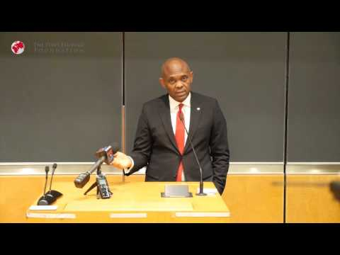 Tony O. Elumelu's speech at the Colombia Business School
