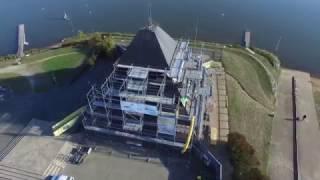 Charles & Cie - La Pyramide du Lac de Maine à ANGERS (49)