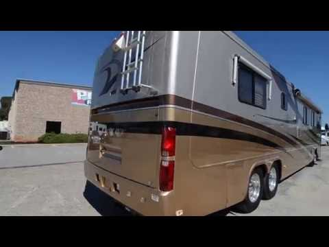 2002 Monaco Executive 42DBBS 500HP A Class Tag-Axle Diesel Pusher from Porter's RV Sales