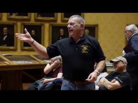 Dennis Mannion discusses the Battle of Khe Sanh