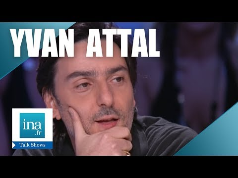 Interview actualité cinéma Yvan Attal 1/2 - Archive INA
