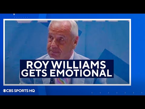 Roy Williams Retirement Press Conference | CBS Sports HQ