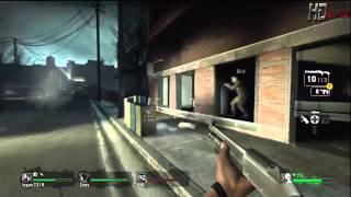 Test Left 4 Dead 1 Xbox 360