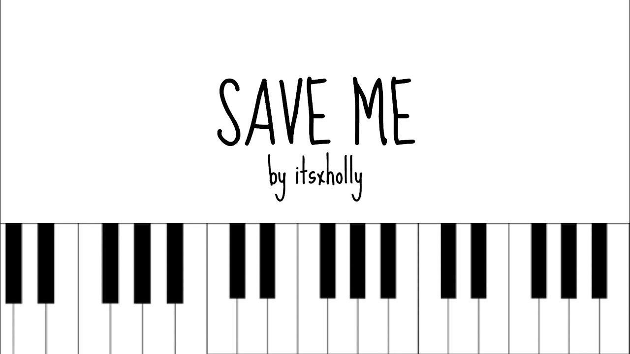 SAVE ME - BTS - Piano Tutorial - YouTube