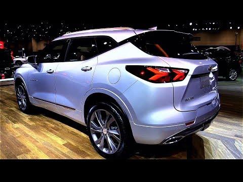 NEW - 2020 CHEVROLET BLAZER PREMIER 3.6L V6 Sport - INTERIOR And EXTERIOR Full HD 60fps