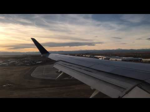 Republic 3645 | Embraer E170 Landing Denver International