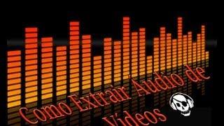 Como Extrair Áudio de Vídeos com Vídeo MP3 Extractor  - HD