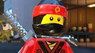 LEGO Ninjago Movie Videogame Chapter 5 - The Ultimate Weapon! Ninjago City Skyline!