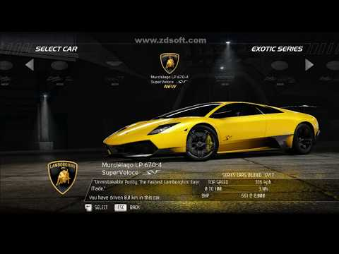 How To Unlock Every Thing In Need For Speed Hot Pursuit 2010.