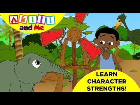4 Character Strengths You Need to Succeed   Ubongo Kids Episode Compilation