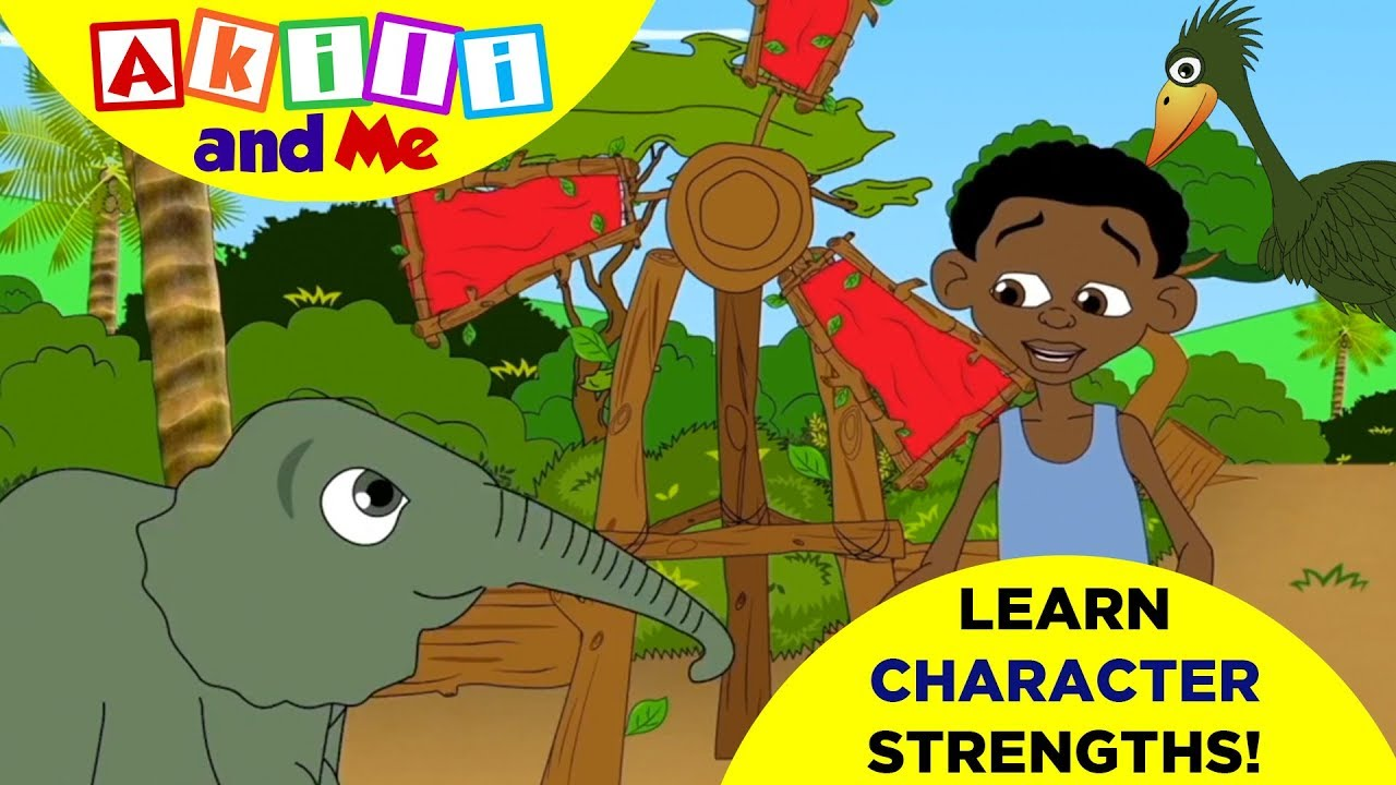 4 Character Strengths You Need to Succeed | Ubongo Kids Episode Compilation