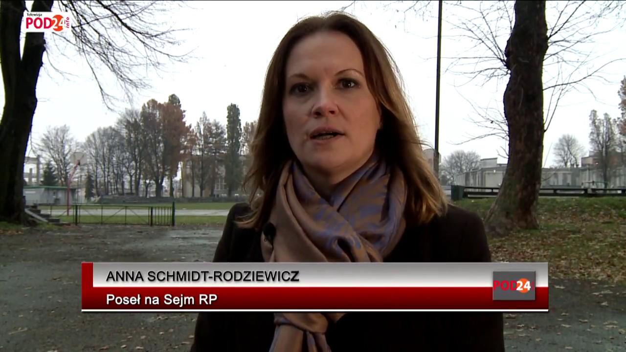 Minister Sportu dofinansuje remont stadionu miejskiego w Jarosławiu